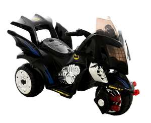 Batman 6V Battery Operated Trike now £51.99 Del at Amazon (temp oos)