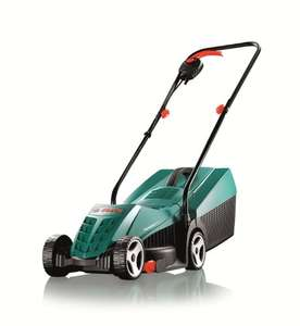 Bosch Rotak 32R Electric Rotary Lawnmower with 32 cm Cutting Width - £59.99 Amazon Deal of the day