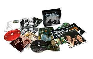 simon & garfunkel - the complete album collection 12 cd boxset [ amazon uk ] £17.99 prime  £20.98 non prime