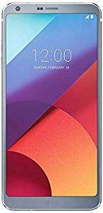 LG G6 32GB Sim-Free Smartphone - Ice Platinum £279.17 with 20% off @ amazon warehouse used like new  deals