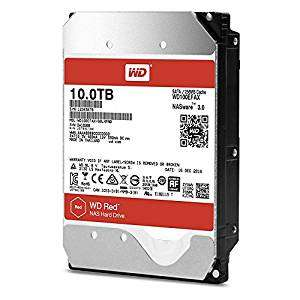 WD 10 TB NAS Hard Drive - Red (Used - Very Good) £223.22 Amazon Warehouse