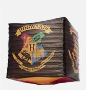Harry Potter Hogwarts Cube Paper Light Shade £2.99 delivered @ Internet gift store