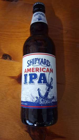 Shipyard American IPA £1 500ml (in store) Home Bargains
