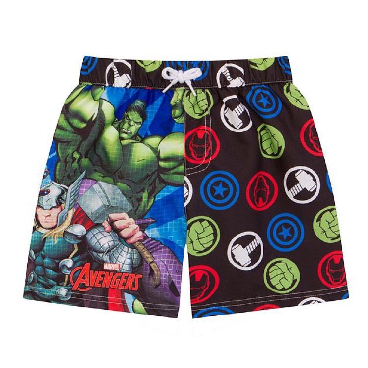 Marvel Avengers Boys Swim Shorts £8.99 Tesco sold by footballshoponline.com