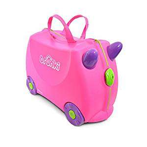 30% off Trunki Ride-on Suitcases at Amazon
