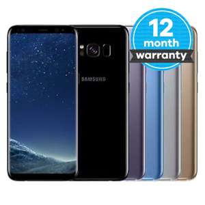 "Used ""Good"" - Samsung Galaxy S8+ (plus)  - Music Magpie, eBay (o2) £335.99"