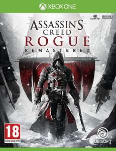 [Xbox One] Assassin's Creed: Rogue Remastered - £15.99 - Coolshop (PS4 - £16.50)