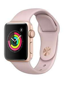 Apple Watch with £50 Cash Back to Account & 12 Months Buy Now Pay Later code £329 @ Very