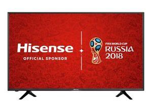 Hisense H43N5300 43 Inch SMART 4K Ultra HD LED TV Freeview (Refurb) £289.99 electrical-deals / Ebay