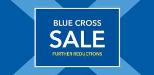 Offer Stack - Upto 70% Off Blue Cross Sale @ Debenhams + £10 Off wys £50 / £25 Off wys £100 Spend & Save Offer