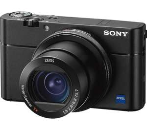 Sony RX100M5 (Digital Compact Premium 4K Camera Used - Very Good) £629.42 after 20% warehouse deals - Amazon