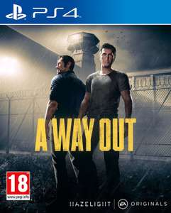 A Way Out (PS4)  - £20  Amazon Prime Members (£22 without)