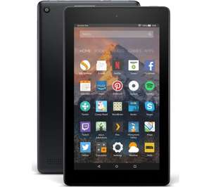 AMAZON Fire 7 Tablet with Alexa (2017) - 8 GB £34.99 @ Currys