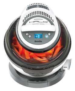 Breville VDF122 Halo+ Duraceramic Health Fryer (Very Good) From £51.51 @ Amazon Warehouse