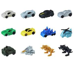 Transformers, transforming cars 1.5 inch scale 79p @ Argos
