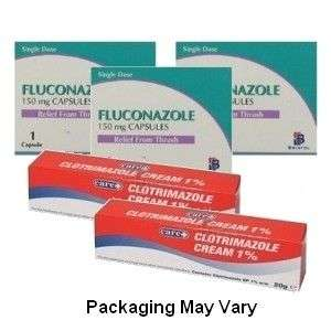 Clotrimazole Cream set £4.95 / £8.14 delivered @ Pharmacy first