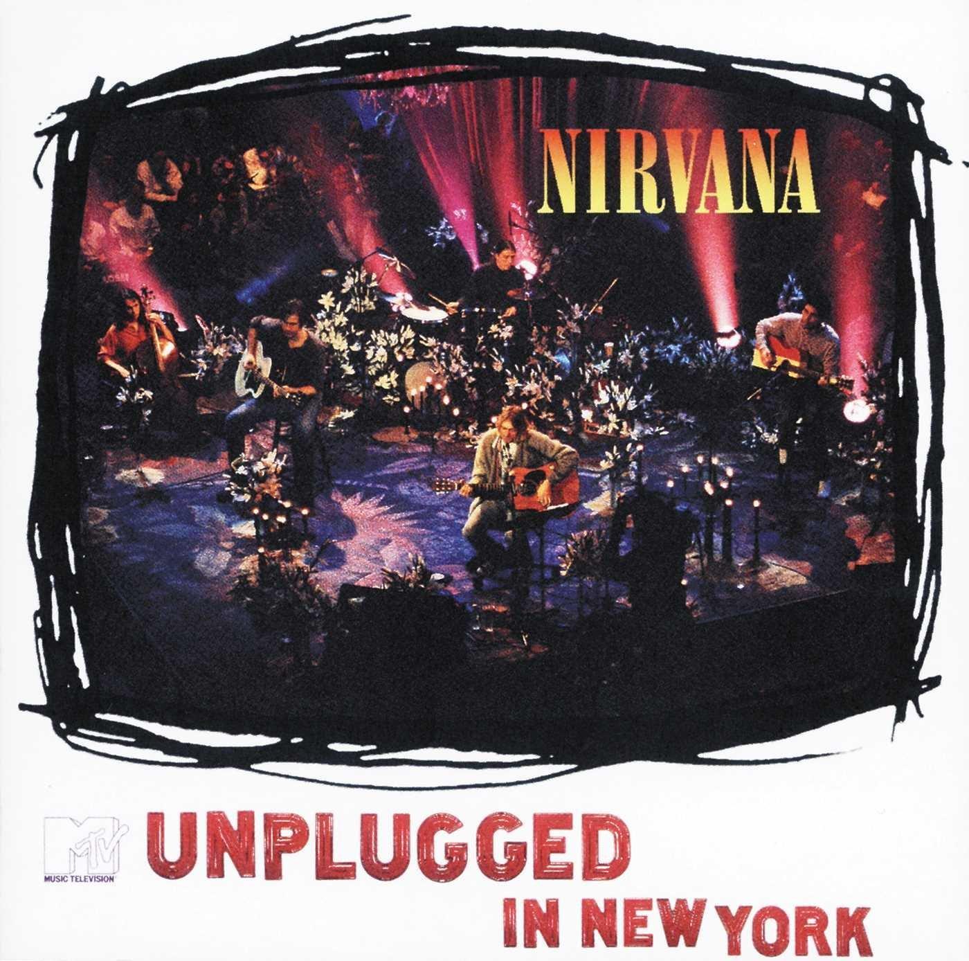 Nirvana MTV Unplugged in New York [VINYL] £10 prime / £11.99 non prime Amazon
