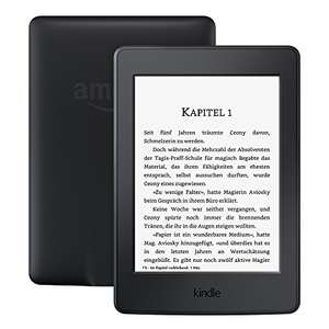 "Kindle Paperwhite 6"" 300dpi for 74.99€ £65 (shipping to Germany/Austria only)"