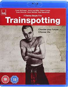 Trainspotting: Ultimate Collector's Edition [Blu-ray] [1996] £5.51 prime / £7.98 non prime @ Amazon