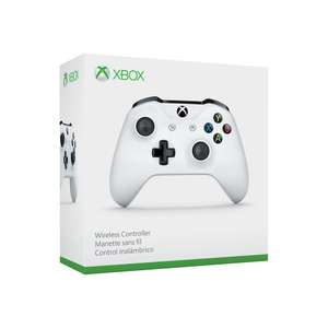 Official XBOX Wireless Controller (White) (Like New) £29.18 @ Amazon.co.uk (FREE P&P)
