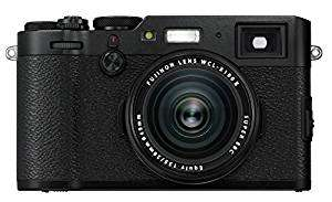 Fuji X100F 24.3MP with 23 mm f/2.0 Fujinon Lens NEW £890 amazon.es