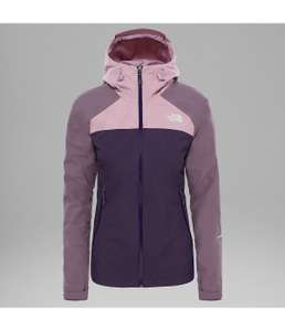 THE NORTH FACE Women's Stratos Jacket PURPLE, £68 (WITH CODE) at Blacks