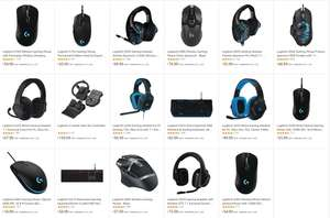 33-55% off Logitech Gaming Accessories at Amazon