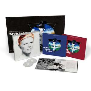 THE MAN WHO FELL TO EARTH ORIGINAL SOUNDTRACK DELUXE lp / cd / book boxset £15.99 / £19.94 delivered @ Great offer store
