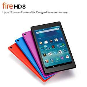 Amazon Fire HD 8 £44.95 @ John lewis - Oxford street