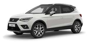 Seat Arona Lease Deal - 10k - 24 Months £4788.08 @ Hot Car Leasing