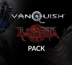 Bayonetta + Vanquish Pack [PC] £8.99 for both @ Fanatical (Steam Keys) One day sale (or £4.58 each w/code)