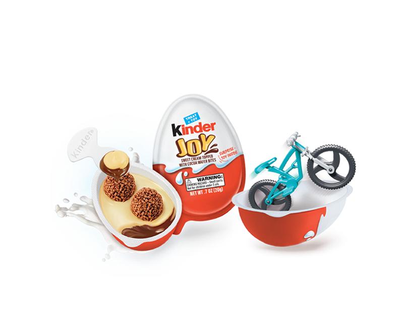 Kinder Joy eggs were £1 now 50p each online and instore @ Sainsburys