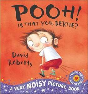 Pooh - Is That You Bertie (Book, with noises!!)  By (author) David Roberts £2.25 (with code GIVEME10) Free C&C @ The Works