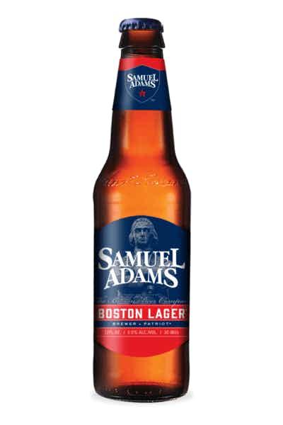 Samuel adams lager 99p @ Lidl