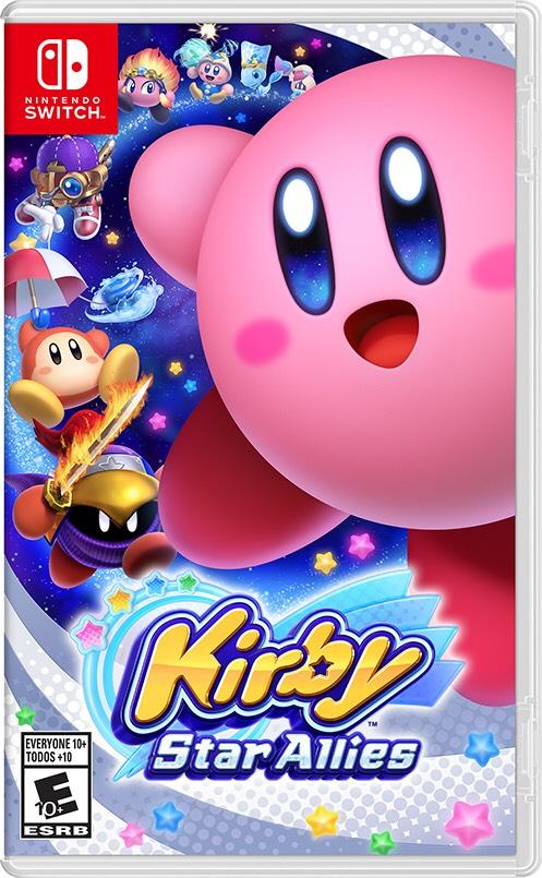 Kirby: Star Allies £40 (Preorder) @ Amazon