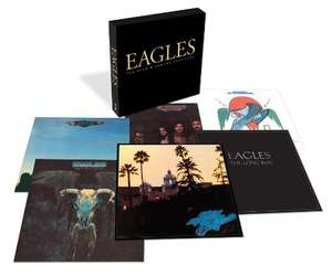 The Eagles - The Studio Albums 1972-1979 6 Album CD Set (Including AutoRip). £12.99 (+£1.99 Delivery for Non-Prime) @ Amazon