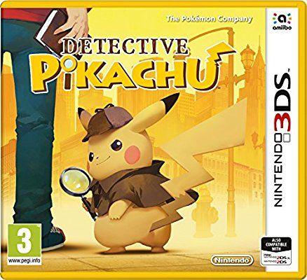 Detective Pikachu 3DS £26 (Prime) / £28 (Non-prime) @Amazon