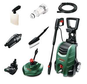 Bosch AQT 37-13 High Pressure Washer Combi Kit - was £132.97 now £84.99 @ Amazon