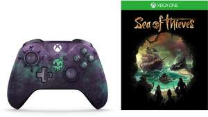 The Sea of Thieves Digital Game and Controller Bundle - £54.99 (Possibly £40.82/£45.77) - Microsoft Store