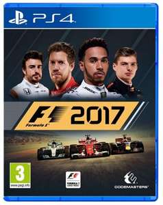 F1 2017 Standard Edition PS4 / Xbox One for £24 delivered @ Tesco Direct