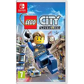 Lego City Undercover Switch + £15 eShop Voucher £27.99  (£22.99 without) @ Game