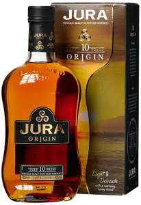 Jura Origin 10 Year Old Whisky 70 cl 24.99 instore (Coop Food Scotland)