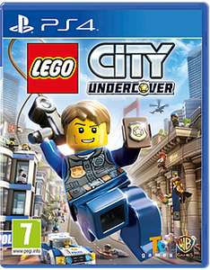 Lego City Undercover (PS4/Xbox One) £14.99 @ Game