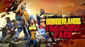 PC (Borderlands Franchise Pack) Borderlands 1 Game Of The Year & Borderlands 2 Game Of The Year Edition Steam Code For £8.25 In Greenman Gaming (80% Off)