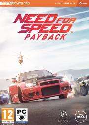 Need for Speed Payback [PC] £14.99 at Grainger Games