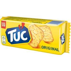 Tuc biscuits 3 for £1 instore @ Fulton's foods