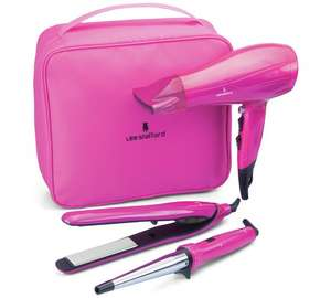 Lee Stafford hair styling set £27.99 at Argos