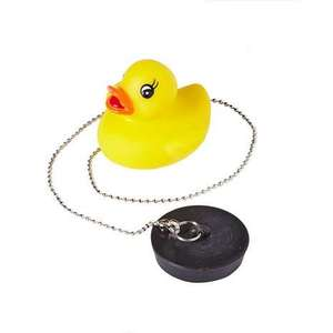 Floating Duck Bath Plug 87p @ Dunelm (Click & Collect Only)