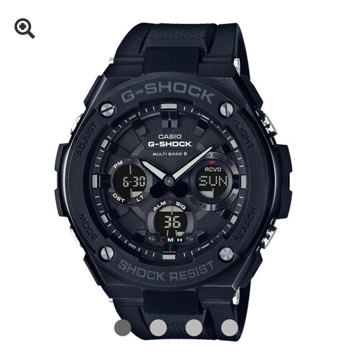 Casio G-Shock [Steel Series]GST-W100G-1BER Wristwatch for £146.99 delivered @ van mildert