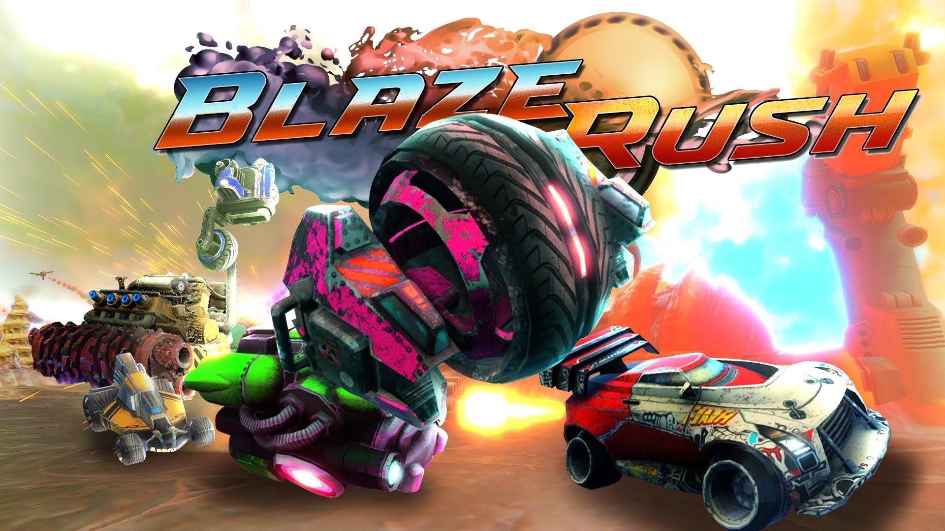 BlazeRush VR £2.29 @ oculus store